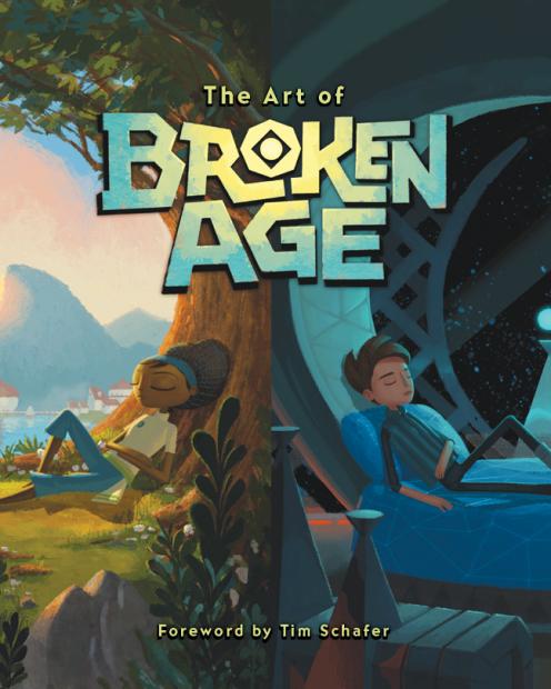 Art of Broken Age