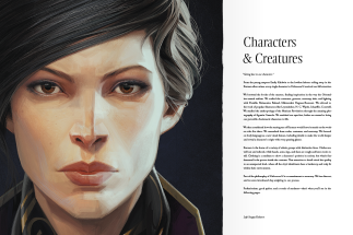 Art of Dishonored