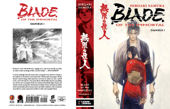 Blade of the Immortal Omnibus I