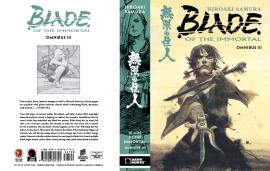 Blade of the Immortal Omnibus III